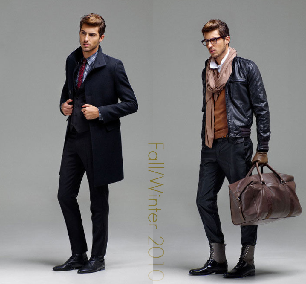 Fashion|Guys what looks are you sporting this Fall/Winter? |