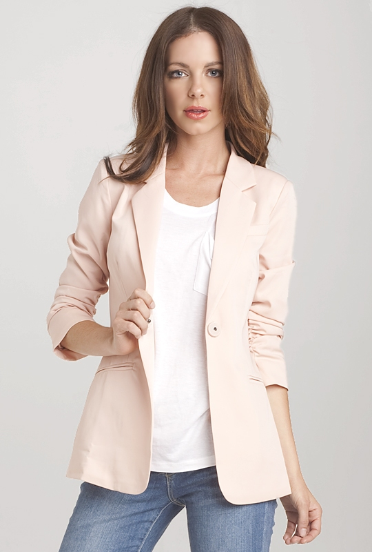 Our outstanding selection of women's blazers and outerwear includes styles that you'll love year after year. Fashion favorites include our classic wool blazer, leather blazer, long wool coat and toggle coat - all with the beautiful details you love from Chadwicks of Boston.